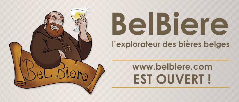 Belbiere, vente de bières en ligne, est ouvert