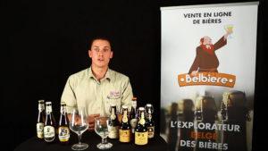 Image Présentation des produits – Brasserie des Légendes