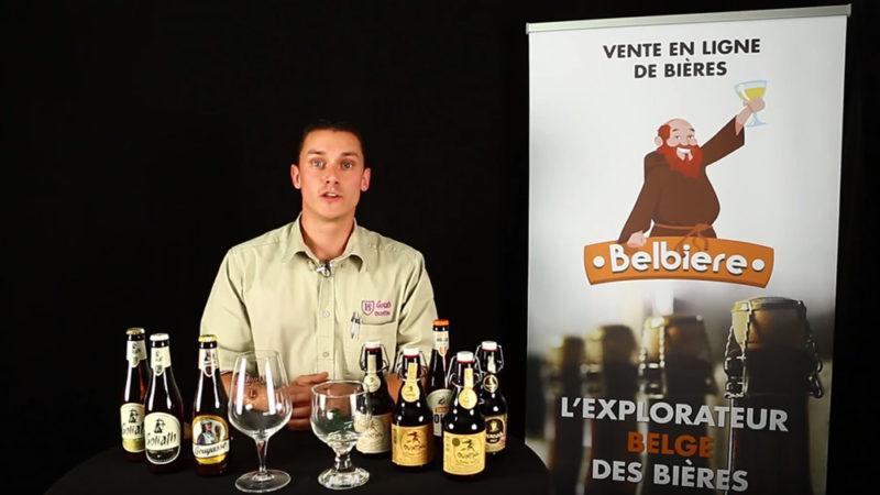 Présentation des produits – Brasserie des Légendes