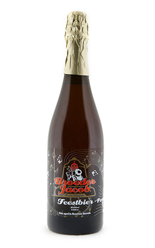 broeder jacob feestbier 75cl