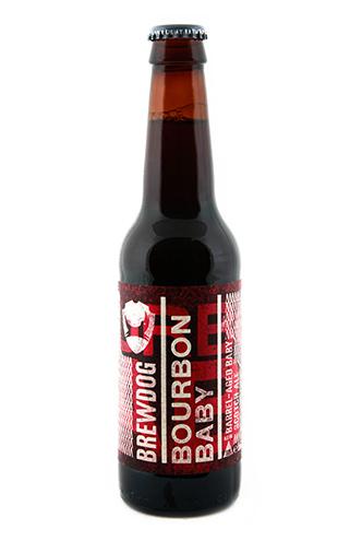 brewdog bourbon baby 33cl
