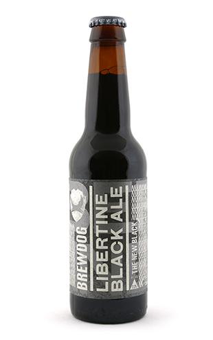 brewdog libertine black ale 33cl