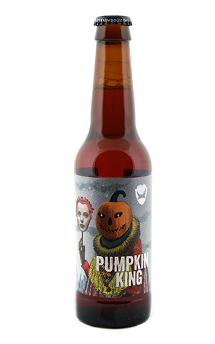 brewdog pumpkin king 33cl
