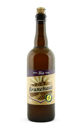 brunehaut triple bio 75cl
