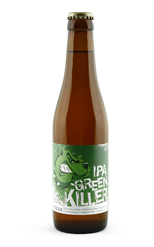ipa green killer 33cl