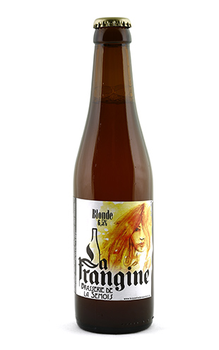 la frangine blonde 33cl