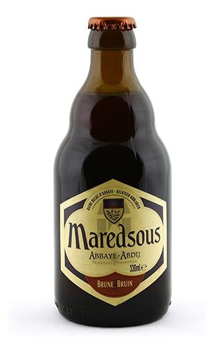 maredsous brune 33cl