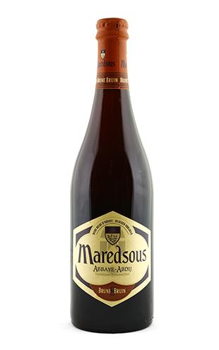 maredsous brune 75cl