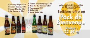 Image Promotions spéciales sur nos bières