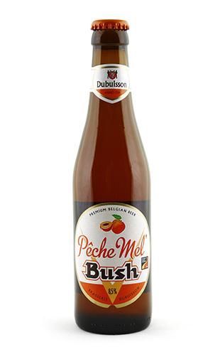 peche mel bush 33cl