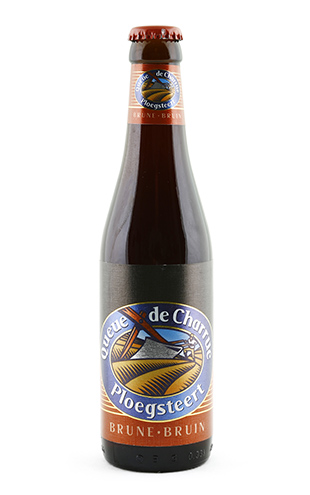 queue de charrue brune 33cl
