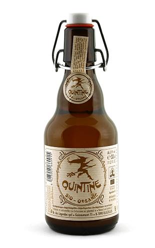 quintine bio organic 33cl