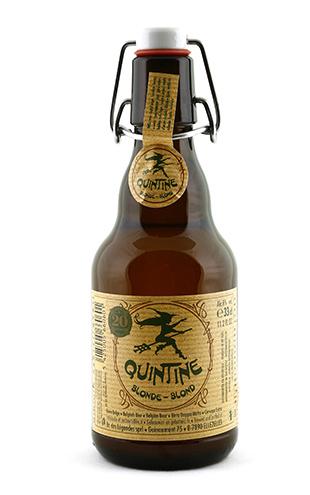 quintine blonde 33cl