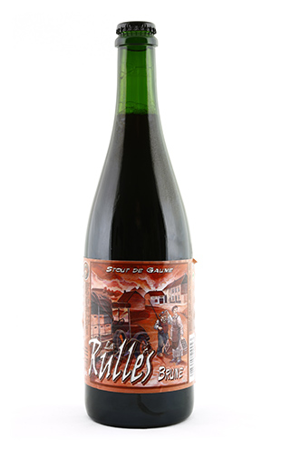 rulles brune 75cl