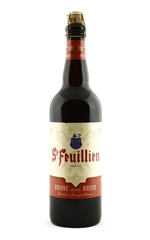 Saint Feuillien Brune 75cl