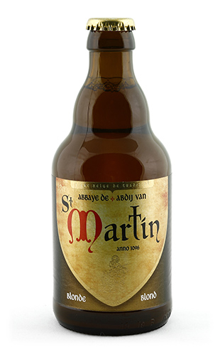 saint-martin blonde 33cl