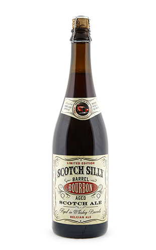 Scotch Silly Bourbon Barel Aged 75cl