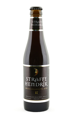 Straffe Hendrik Quadruple 33cl