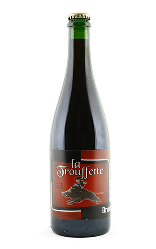 trouffette brune 75cl