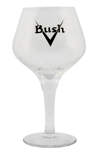 verre bush 33cl