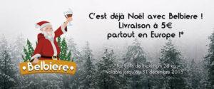 Image Promotion de noël – 5€ la livraison partout en Europe