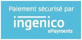 Paiements sécurisé par Ingenico