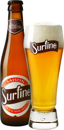 La surfine Dubuisson