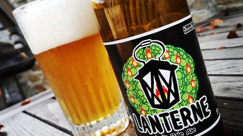 La Lanterne, une IPA belge