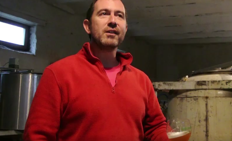 Belbiere en visite à la brasserie du Brabant – Bières Origame, Saison, Amarillo Mon Amour, Stout, DIPA
