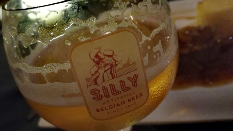 Brasserie de Silly nous invite à une soirée beer pairing