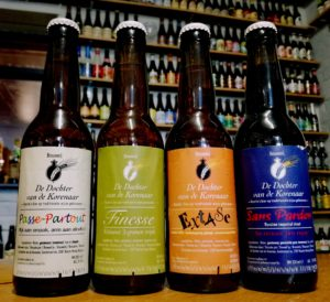 Image Dégustation des bières de Dochter van de Korenaar