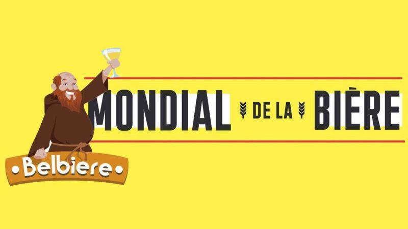 Belbiere au Mondial de la Bière à Paris