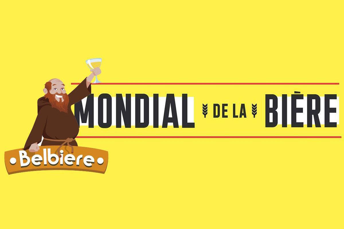 Belbiere au mondial de la bi re paris belbiere for Salon de la biere paris 2017