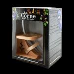 Coffret Corne du bois des pendus - verre