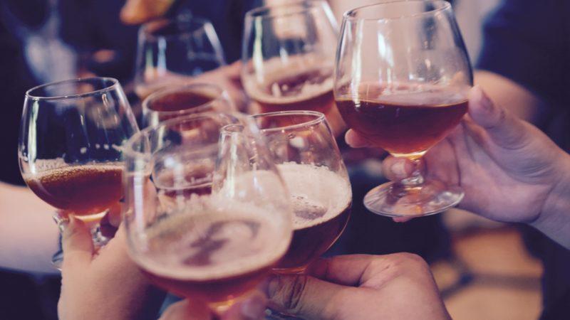 Verres à bière gratuits !
