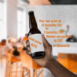 Image Une bière surprise offerte!