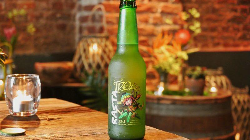 Sortie de la Rasta Trolls 33cl – Bière rafraîchissante au arômes de rhum brun