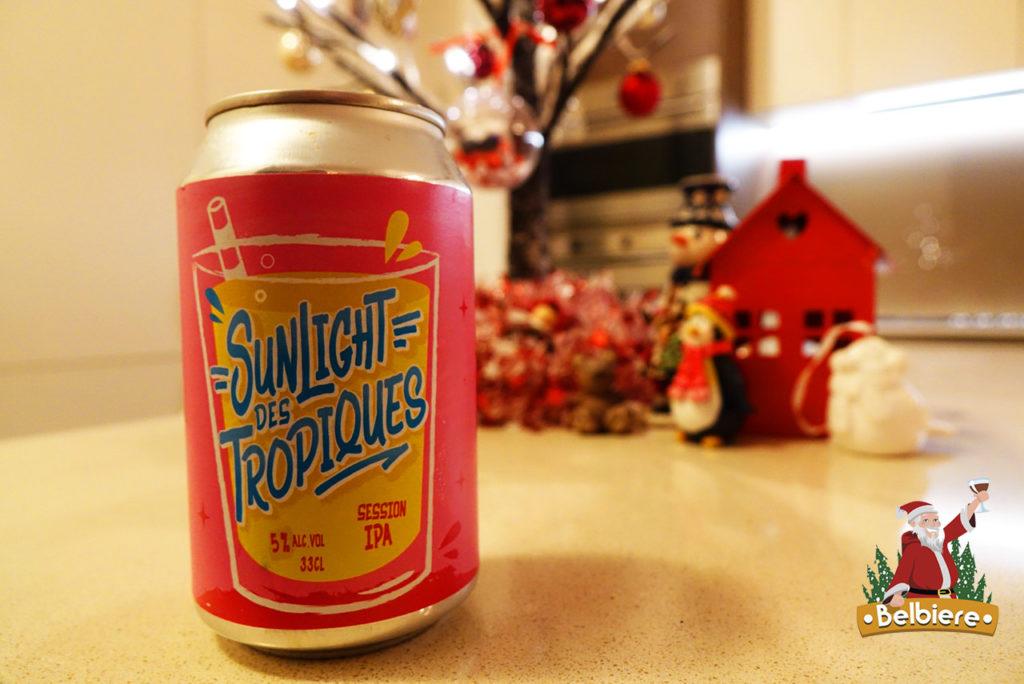Bastards Brewers et Ca Brasse Pour Moi Sunlight des Tropiques