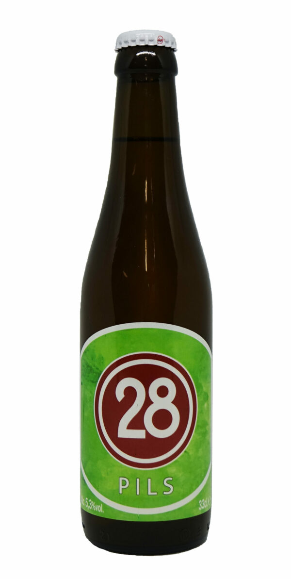 28 pils 33cl - Caulier developpement