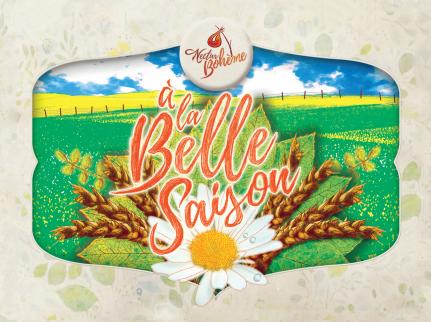 A La Belle Saison 75cl - Nectar Bohème