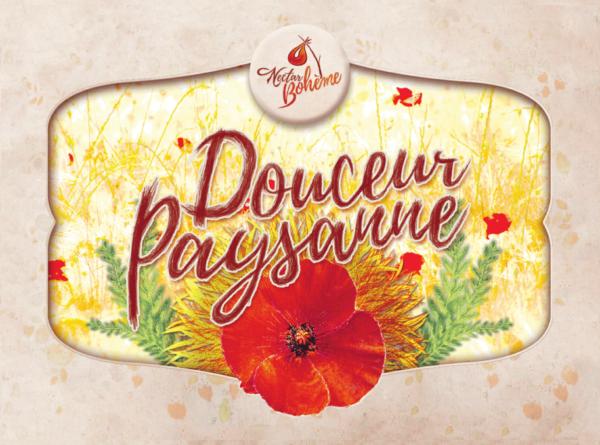 Douceur Paysanne 75cl - Nectar Bohème 75cl