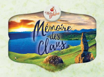 Memoire Des Clans 75cl - Nectar Bohème