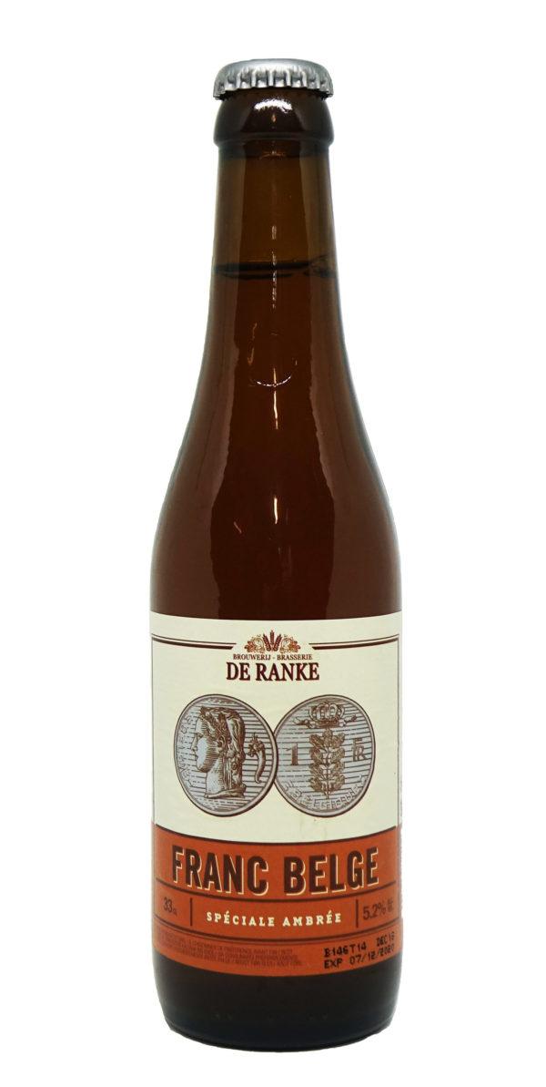 Franc Belge 33cl - Brasserie De Ranke