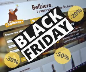 Image Black Friday bières belges – Coffrets, Magnums – Jusqu'à -50%