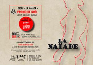Box Ramdam - La Naïade