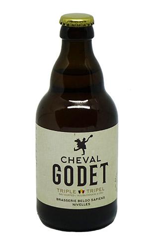Cheval Godet Triple - Belgo Sapiens