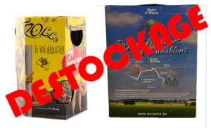 Image Déstockage coffrets bières belges action de -10 à -50%